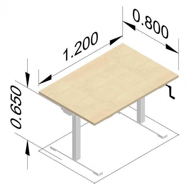 bureau assis debout mettez votre chaise de bureau au. Black Bedroom Furniture Sets. Home Design Ideas