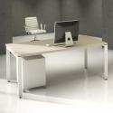 Bureau Simple I Pop - mélaminé