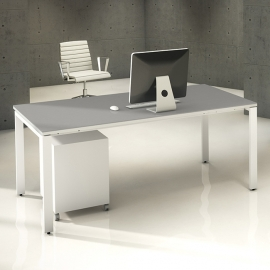 Bureau simple I Pop Luxe