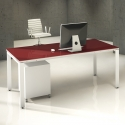 Bureau simple I Pop Luxe