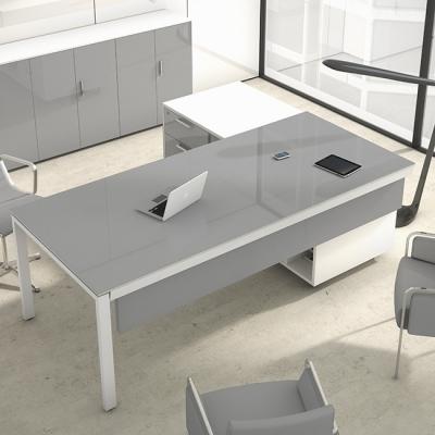 Bureau I Pop Luxe + crédence