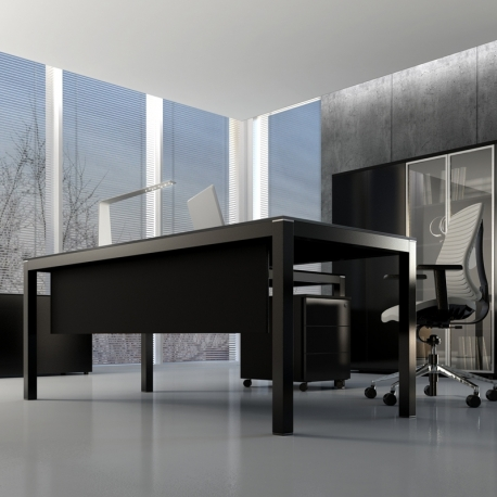 Bureau Direction Verre Impulse