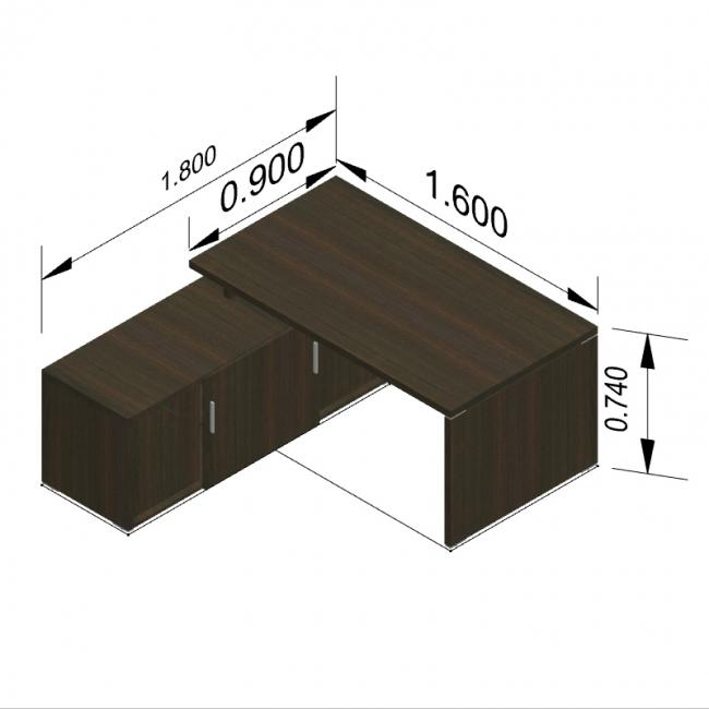 bureau direction quando armoire desserte. Black Bedroom Furniture Sets. Home Design Ideas