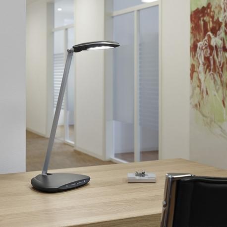 Luminaire de bureau LED pulse colour vario réglable