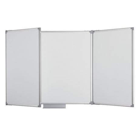 Tableau blanc triptyque pro