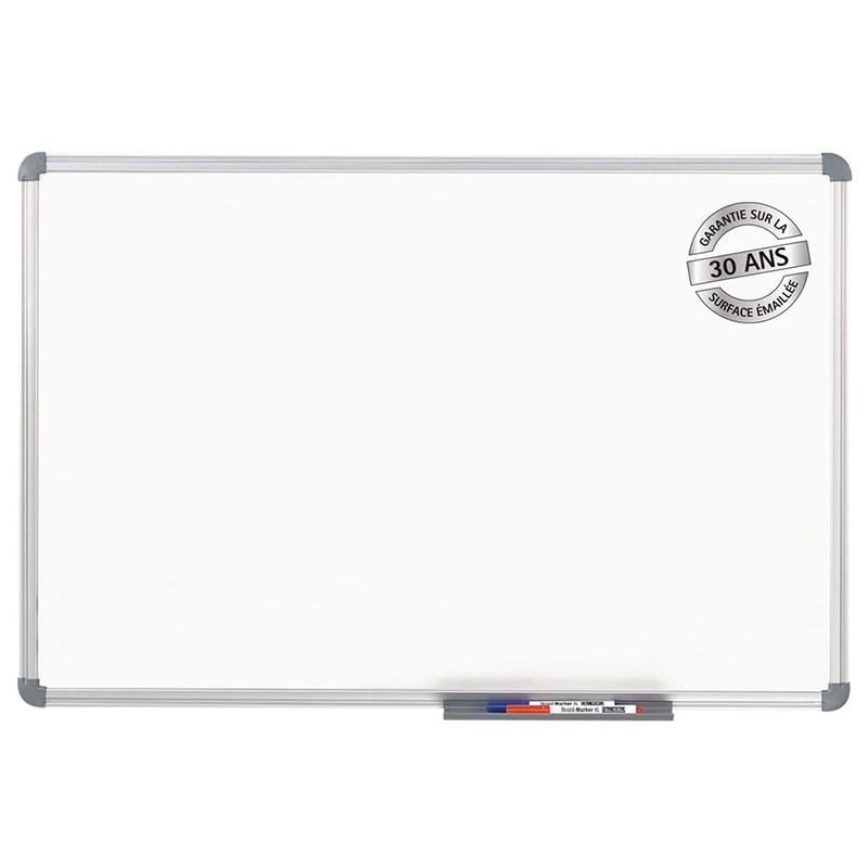 Tableau blanc office émaillé