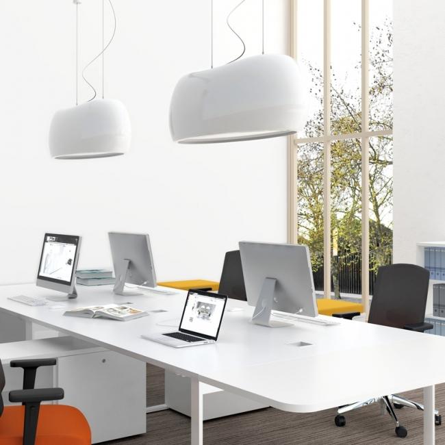 Lampe cano luminaire clairage mobilier de bureau professionnel - Lampe de bureau professionnel ...