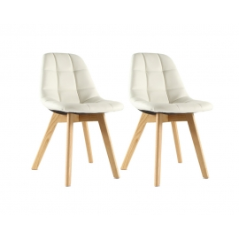 Chaise Scandinave Tissus Gao