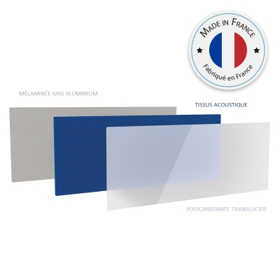 Panneaux écrans Frontaux polycarbonate translucide ASKREEN