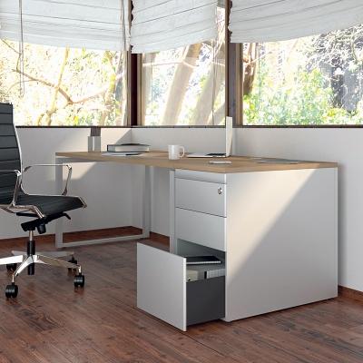 caisson hauteur bureau rangement bureau. Black Bedroom Furniture Sets. Home Design Ideas