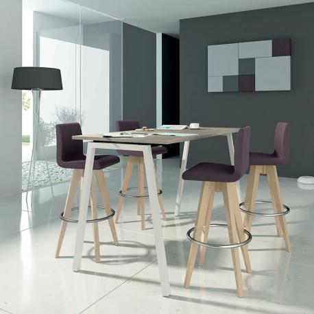 Table haute Cinétic
