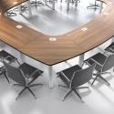 Table Frégate 20 -24 pers. Bois