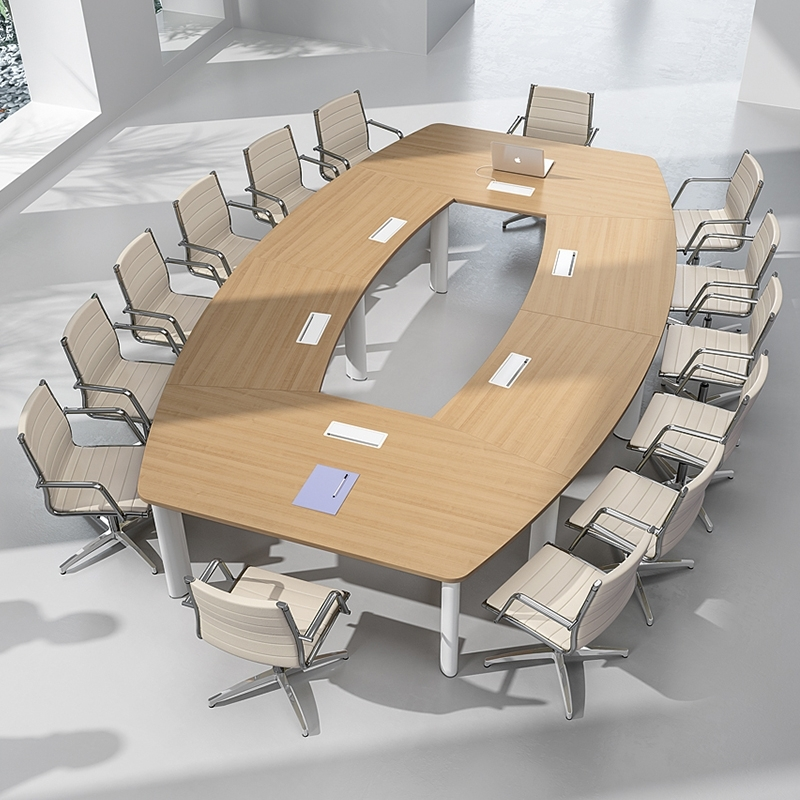 Table Frégate 14 -18 pers. Bois