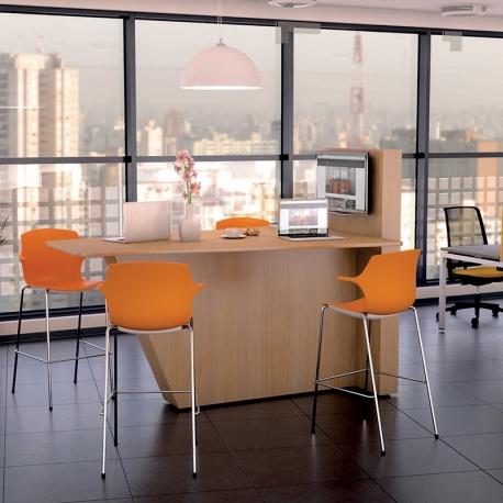 Table Hub - Modèle Haut