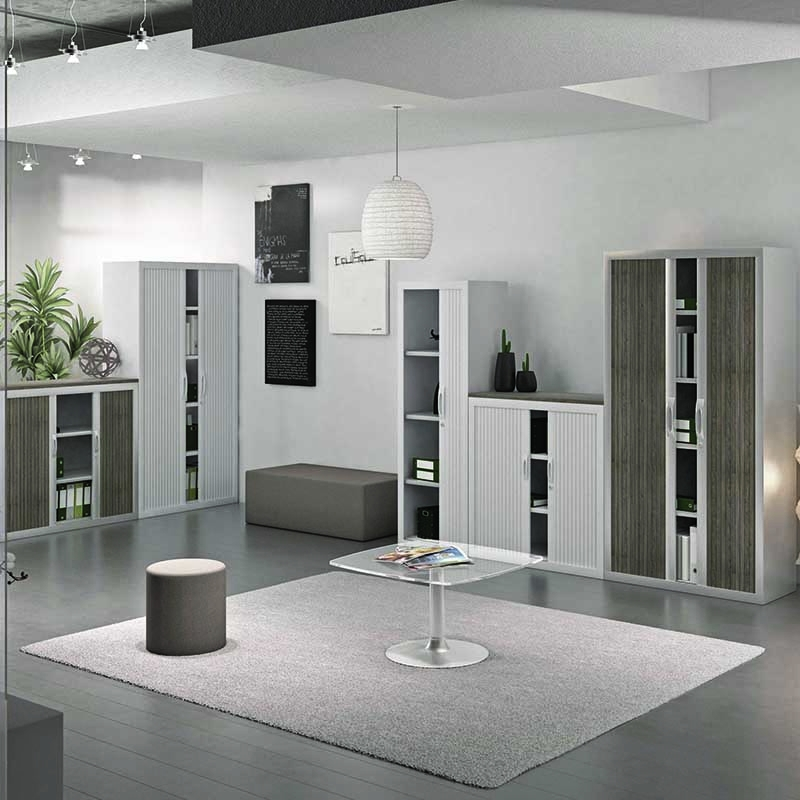 Armoire Rideaux basse ASK Storage