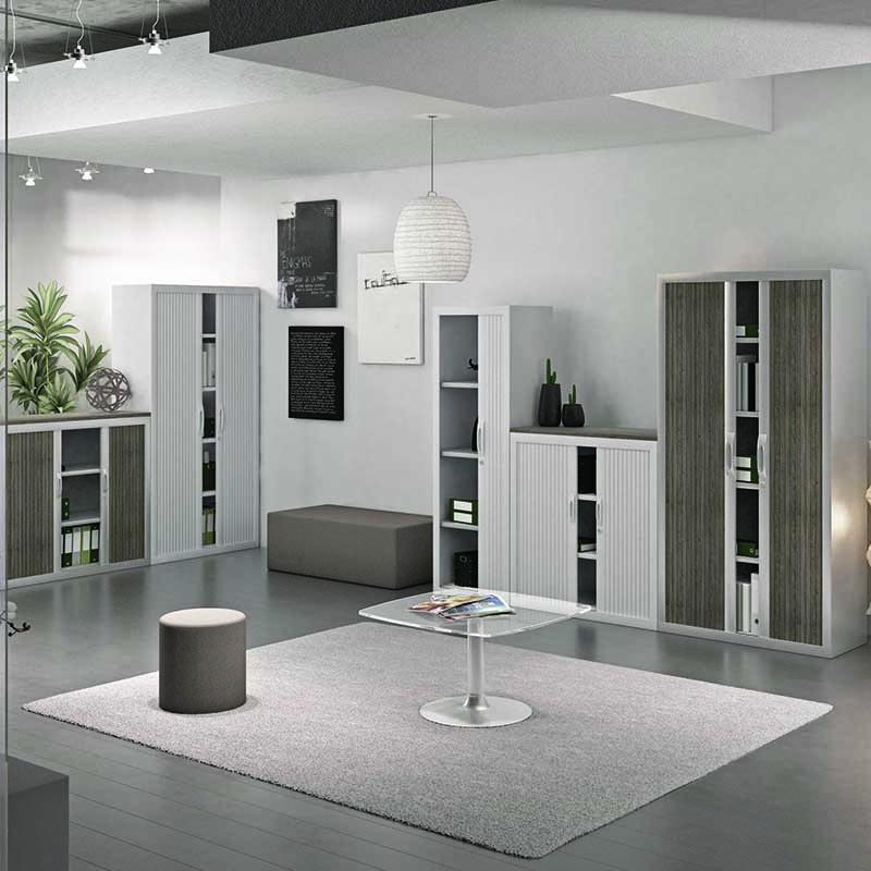 Armoire Rideaux haute ASK Storage