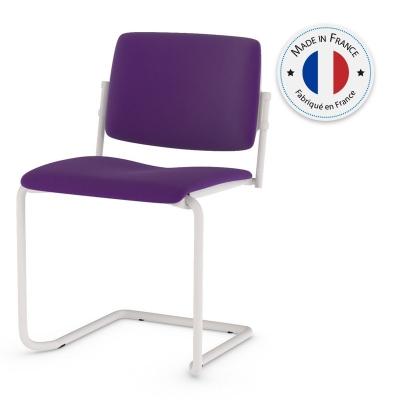 Chaise Easy Luge tissu