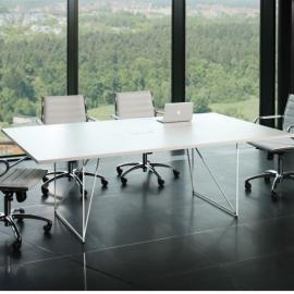 NARBUTAS Table de réunion Aero