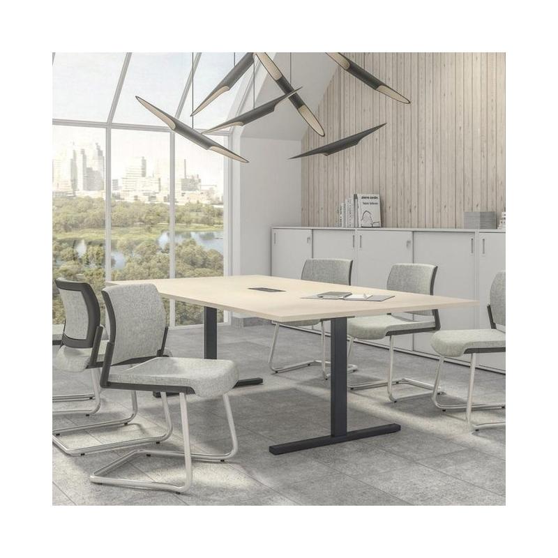 Table de réunion Facila 8 personnes