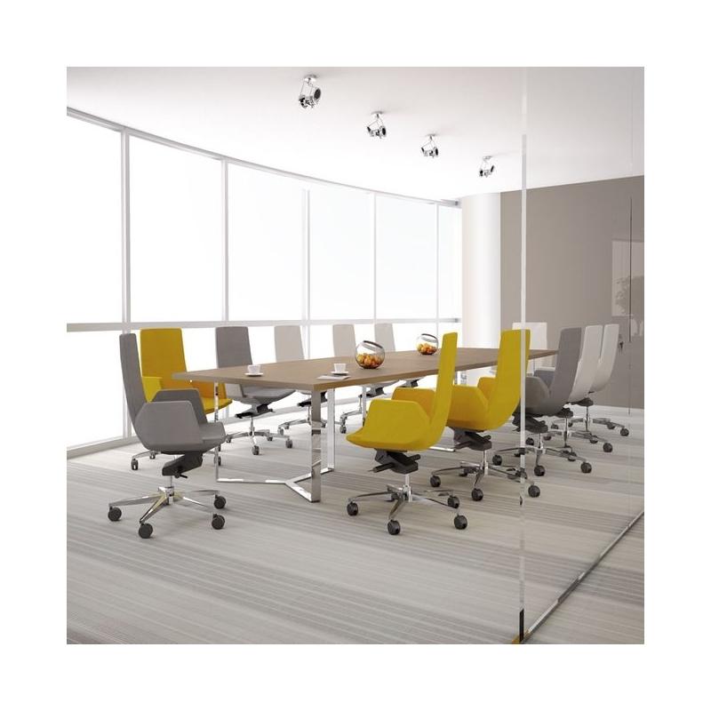 Table de réunion Planeo 14 personnes