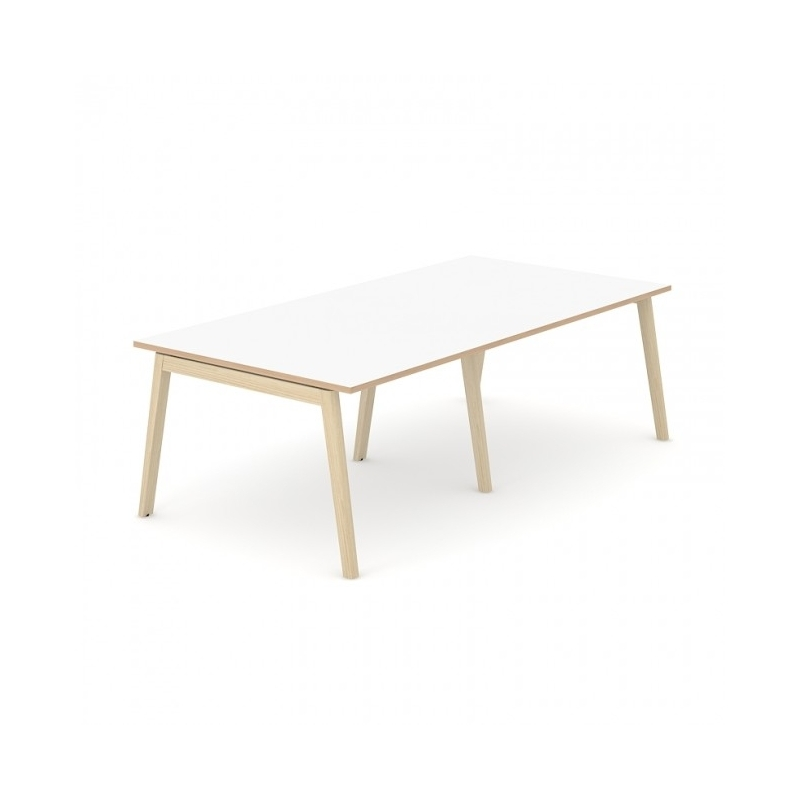 Table Azna Wood 8 personnes