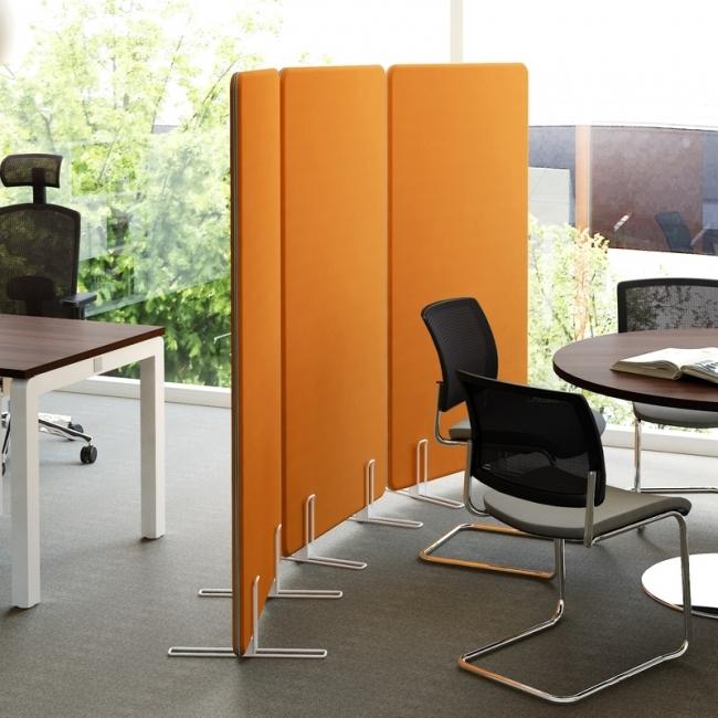 cloison de s paration conic. Black Bedroom Furniture Sets. Home Design Ideas
