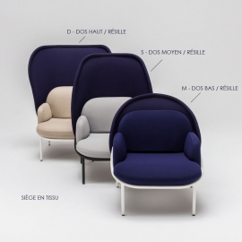 Mesh F Soft Seating