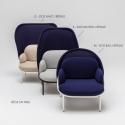Mesh F Soft Seating