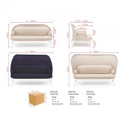 Mesh S Soft Seating