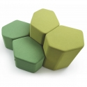 Bazalto Pouf Soft Seating