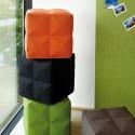 BuzziCube 3D pouf acoustique