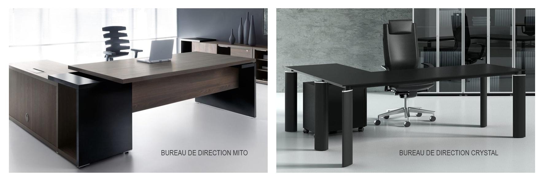 mobilier de bureau design en bois
